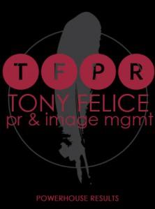 Rebecca De La Torre partners with Tony Felice PR