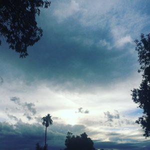 A Beautiful morning in Phoenix, AZ